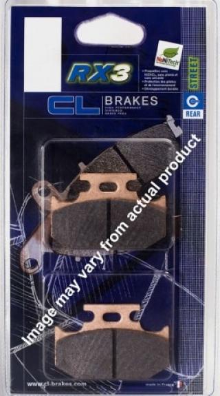 Brake Pads REAR Honda VTX1800