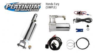 Honda Sabre Air Ride by Platinum - Simple