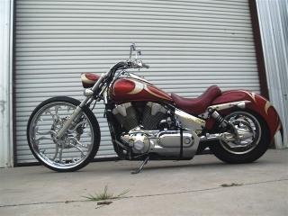Wild Bikers Motorcycles - Wild Bikers Motorcycles - 8* Rake