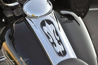 The Fleur Edition Tank Insert - Harley