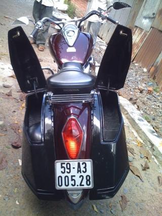 Zoom Image Vtx1300 1800 R Custom Bagger Hard