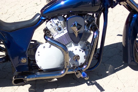 Wild Bikers Motorcycles - Wild Bikers Motorcycles - Hacker Exhaust