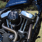 The Sportster 48 Special Air Cleaner Cover - Harley Sportster