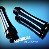 Magnum Revolver Grip & Foot Peg Package