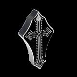 Darkside Horn Cover - Harley & Honda VTX1300
