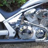 "Honda ""WarHeader"", Hacker Exhaust"