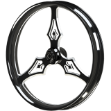 SMT Iron Trinity Custom Wheel