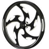 SMT Tribal Custom Wheel