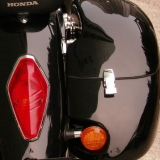 Tsukayu Hard Saddle Bags-VTX1300/1800 R/S/T/N