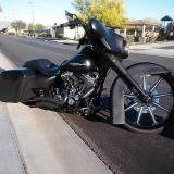 SMT High Stakes Custom Wheel