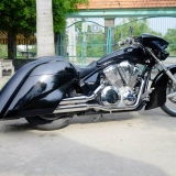 VN Customs VT1300 Bagger Kit