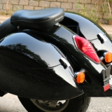 Tsuyaku Quick Detach Hard Bags, Honda VTX1300/1800R/S/T/N