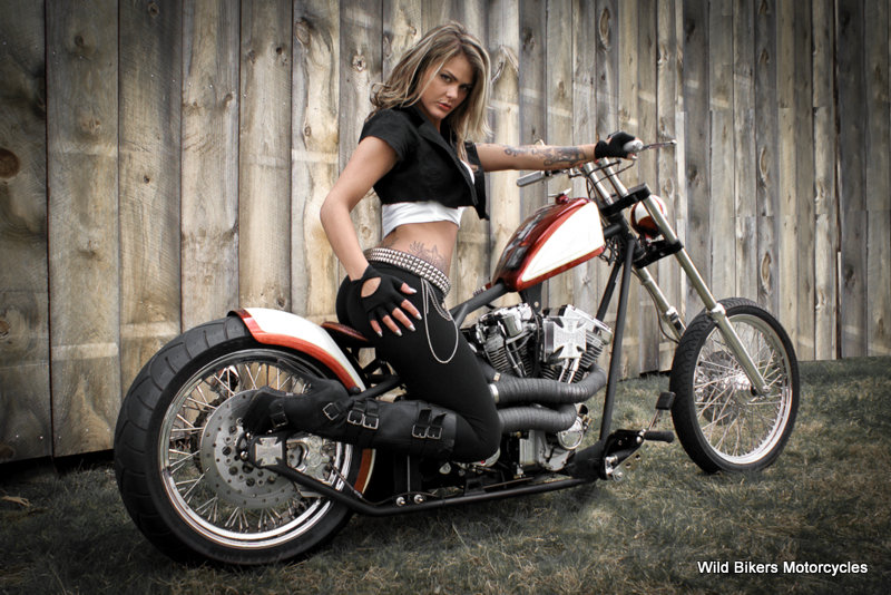 motorcycle babe images  Wild Bikers Motorcycles - Wild Bikers Motorcycles - SEEN OUR BIKER ...